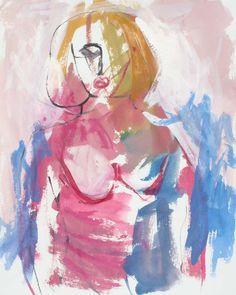Sin título. Tinta - acuarela. 50 x 40 cm. 2006. Autor: Jorge Rando.