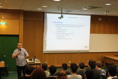 """Erasmus IP'14   """"Steganography and Digital Investigations""""   23 de abril - 'File Systems Lecture'"""
