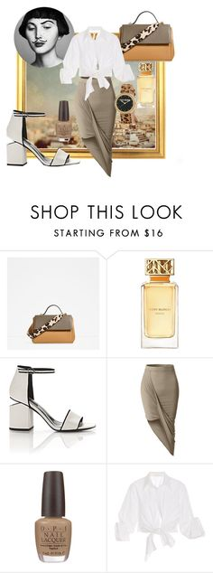 """""""take me to Paris :)"""" by melli-ssa ❤ liked on Polyvore featuring Tory Burch, Alexander Wang, LE3NO, OPI, Johanna Ortiz, Steve Madden, love, look, beautiful and Elegant"""