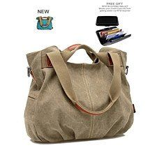 Buy ARM CANDY Canvas Handbag with FREE RFID Credit Card Protector Case 7 Colors by Vista Shops on OpenSky