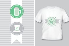GIVE A NOD TO ST. PATRICK {T-SHIRT}