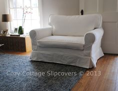 Chair And A Half Slipcovers