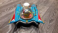 %% SPACE SCOUT S17 MADE BY YONEMAN JAPAN 1960s ORIGINAL BOX %%   eBay