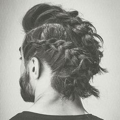 15 Modern Haircuts for Men www.menshairstyle… 15 Modern Haircuts for Men www. Mens Modern Hairstyles, Hipster Hairstyles, Modern Haircuts, Haircuts For Men, Braided Hairstyles, Viking Hairstyles, Hairstyles Men, Japanese Hairstyles, Korean Hairstyles