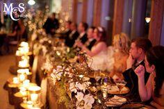 Ubc Boathouse night time - Carrie & Greg's wedding via. Savoury City