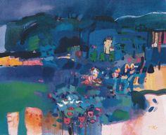 Frances Boag_The Blue Glen_500x600mm (2)