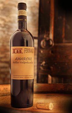 Amarone & Valpolicella : Amarone della Valpolicella DOCG 2010 - Ferragù