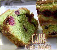 Cake pistache framboise Detox Recipes, Snack Recipes, Snacks, Catering Food Displays, Fruit Displays, Tea Loaf, Farm Cake, Wedding Appetizers, Cake Factory