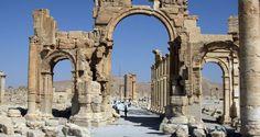 Exército sírio entra em Palmira, controlada pelo Estado Islâmico - Infotau Vale