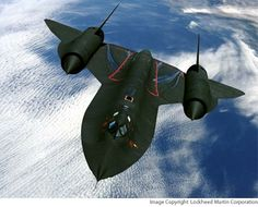 SR 71. Amazing aircraft that protected millions for decades.