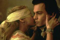 Christina Ricci et Johnny Depp - Sleepy Hollow de Tim Burton (1999)