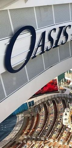 Oasis of the Seas | You can sit with us. Take in the jaw-dropping performances at the Aqua Theater when you cruise with Royal Caribbean onboard Oasis of the Seas. You're guaranteed to get a front row seat to action when you sail onboard Oasis of the Seas.