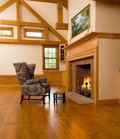 Eastern White Pine Flooring Gallery 1