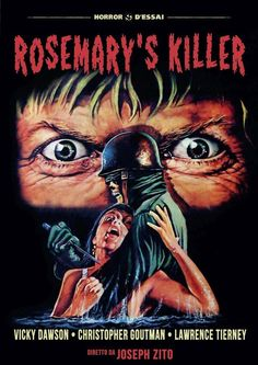 """The Prowler aka """"Rosemary's Killer"""" (1981) (Italy)"""