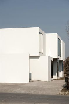GRAUX & BAEYENS architecten: House DZ — Thisispaper — What we save, saves us.