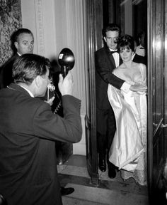 Natalie Wood and Warren Beatty, Cannes Film Festival 1962