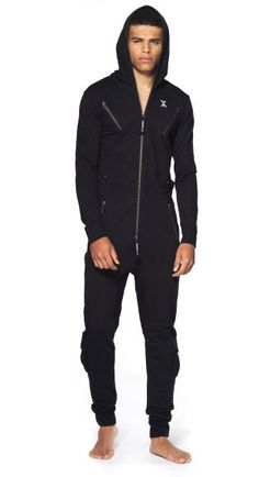 @OnePiece Air Jumpsuit Black