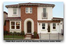 FREE MLS search of all San Ramon, CA homes under 900k!