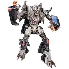 Transformers: The Last Knight Premier Edition Deluxe Decepticon Berserker -- Continue to the product at the image link. (This is an affiliate link and I receive a commission for the sales) #ActionFiguresStatues