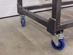 This could be the ultimate welding table. - Page 2 - The Garage Journal Board: