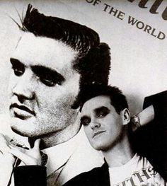 Elvis/Morrissey