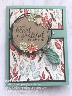 Shop for all your supplies to make this and more jadescreations.stampinup.net