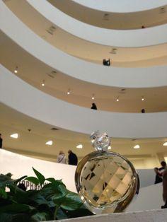 The Guggenheim Museum & #UNTOLDArden - modern, elegant and always interesting.