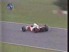 Ayrton Senna vence no Brasil