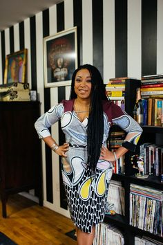 The Top 10 Everygirl Career Profiles of 2014: Demetria Lucas, Journalist, Author, Life Coach, and Blogger at ABelleInBrooklyn.com #career #theeverygirl