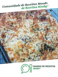 Lasanha de Atum com tomate, manjericão e oregãos de Catia Carrilho. Receita Bimby<sup>®</sup> na categoria Prato principal outros do www.mundodereceitasbimby.com.pt, A Comunidade de Receitas Bimby<sup>®</sup>.