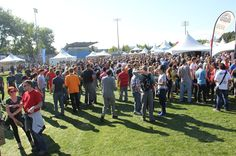 Canadian beer fest, tourists attraction