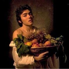 "A PHOTO By Guido RICCI, NOT "" Caravaggio ""                                                                                                                                                      Más"