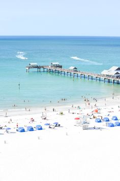 Pier 60 in Clearwater, Florida Clearwater Florida, Florida Beaches, City, Beautiful, Cities