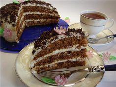 """Торт """"Жозефина"""" (очень вкусный:)).. Кулинар.ру – более 100 000 рецептов с фотографиями. Форум."""