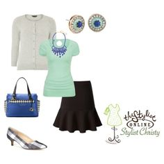 Dressing Plus: Look Two--Dinner Out