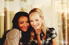 Kat & Candice - The Vampire Diaries
