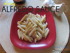 Skinny Alfredo Sauce