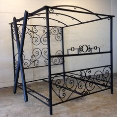 Think about it: color of upholstery, color and finish of the piece itself, design elements and most importantly functional characteristics such as attachment points, shelves. Ikea Mala, Fifty Shades, Dungeon Furniture, Dungeon Room, Cage, Kids Playroom Furniture, Ikea Expedit, Playroom Design, One Bed
