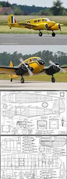Resultado de imagen para aeromodelismo planos gratis pdf