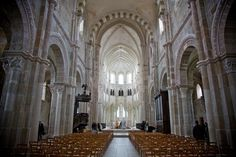 vezelay cathedral - Google Search