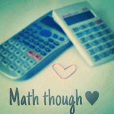 My love for maths