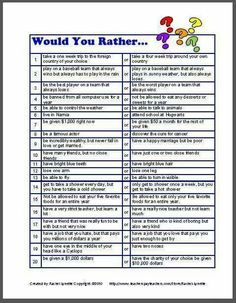 And awesome conversation starter. These simple questions lead to some deep conversations!