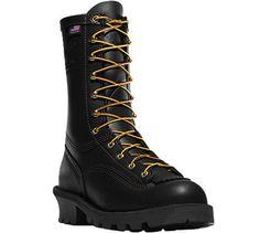 Danner Boots Danner Flashpoint II Fire Work Boot Style 10 Inch Women Boots 18102