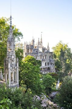 Quinta da Regaleira in Sintra, Portugal | The best day trip from Lisbon