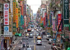 Taiwan - China