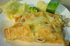 Seafood Crepes