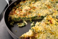 We partnered with the blog The Jew & The Carrot for some High Holidays recipes. This colorful frittata by Rhea Yablon Kennedy is packed with flavor and is...