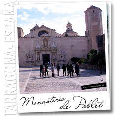 El Real Monasterio de Santa María de Poblet es un monasterio cisterciense cuya construcción fue impulsada y patrocinada por Ramón Berenguer IV, conde de Barcelona.