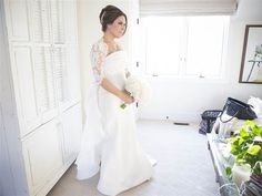 Bobbie Thomas married in a Le Spose di Gio gown on May 31, 2013.