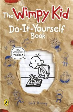 12 best diary of the wimpy kid images on pinterest diary of jeff do it yourself book diary of a wimpy kid french solutioingenieria Choice Image